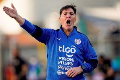 Eduardo Berizzo ya no es el técnico de Paraguay