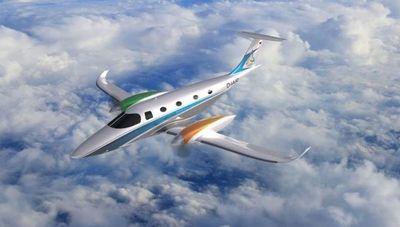 Air2E confirma compra del avión eFlyer 800 totalmente eléctrico