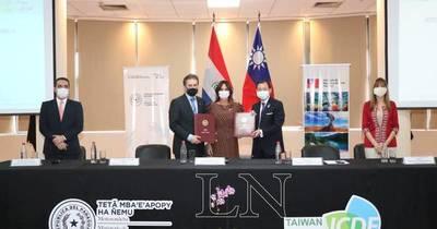 La Nación / Taiwán apoyará mipymes lideradas por las mujeres