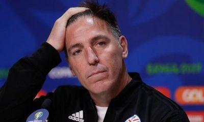 APF comunicó la salida oficial de Eduardo Berizzo como técnico de la Selección Paraguaya