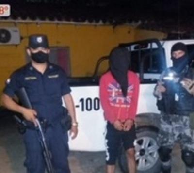 Capturan al último sospechoso del asalto con machetes