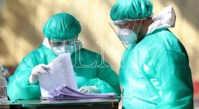 Salud confirma 1 nuevo fallecido por COVID-19 y suma otros 24 contagios