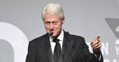 La Nación / El expresidente Bill Clinton fue hospitalizado por infección
