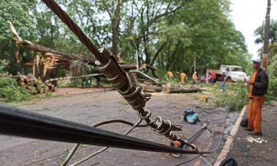 Activan equipo de contingencia para reparar daños ocasionados por la tormenta en CDE – Diario TNPRESS