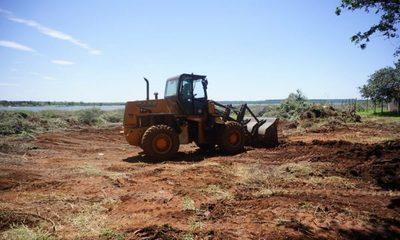 Gobernación inicia proyecto para playa municipal en Hernandarias – Diario TNPRESS