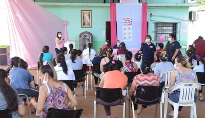 Comuna brinda servicios de atención a internas de la penitenciaría local – Diario TNPRESS
