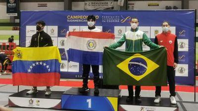 Emmanuel Bernal gana el oro, la 2ª medalla paraguaya