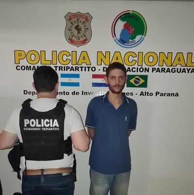 Expulsan a ciudadano brasileño del territorio nacional