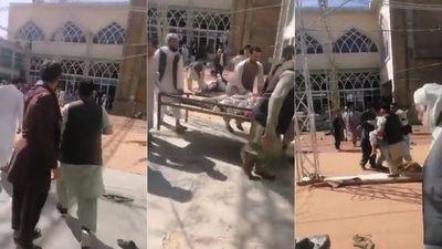 Explosión dentro de una mezquita de Afganistán durante el rezo musulmán de los viernes: al menos siete muertos