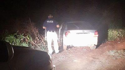 Policía recupera vehículo robado en Brasil tras persecución en CDE