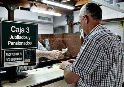Este viernes Hacienda paga Devolución de Aportes Jubilatorios y Haberes Atrasados