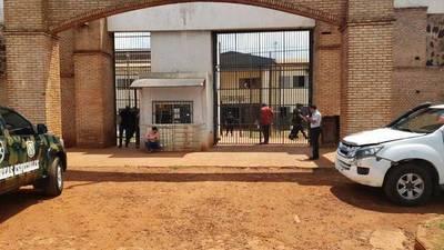 Sindicato de guardiacárceles del penal de PJC rechazan expresiones de la ministra de Justicia