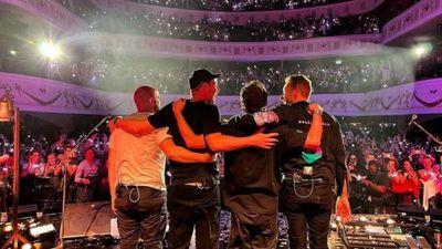 Music of the Spheres: Tour de Coldplay 2022 finalizará en Latinoamérica