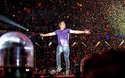 """Tour de Coldplay """"Music of the Spheres"""" terminará en Brasil"""