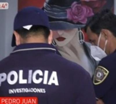 Allanan departamento en busca de implicados en cuádruple homicidio