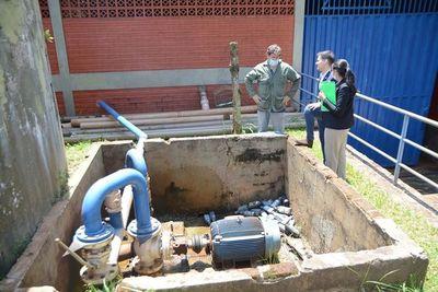 Miles de usuarios de Ciudad del Este viven en zozobra por la falta de agua
