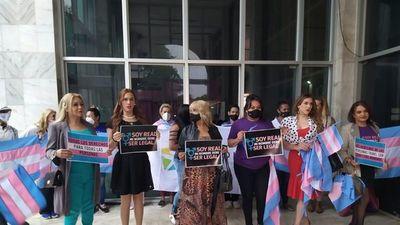 Personas trans piden cambio de nombres al Poder Judicial