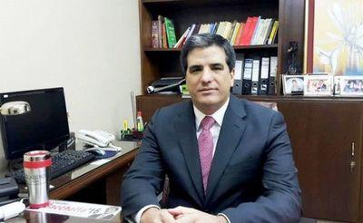 Presidente nombró a Claudio Bacchetta como miembro del directorio del BNF