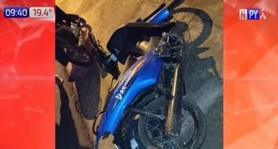 Choque de motos deja un fallecido en Coronel Bogado