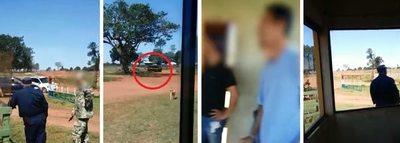 """Delincuentes escondidos en comisaría: dicen que video es viejo y suboficiales ya """"dejaron de pertenecer a la Policía"""""""