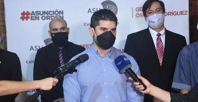 Nenecho Rodríguez pide a candidatos a concejales asuncenos que retiren sus carteles de propaganda de las calles