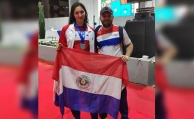 Montse Viveros queda con medalla de plata en Sudamericano de Esgrima