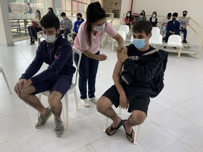 COVID-19: Paraguay aún no alcanza inmunizar al 30% de la población, de las coberturas más bajas en Sudamérica