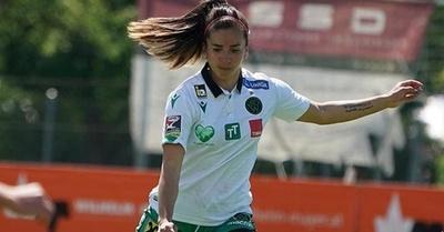 Jessica Santacruz una luz del fútbol femenino