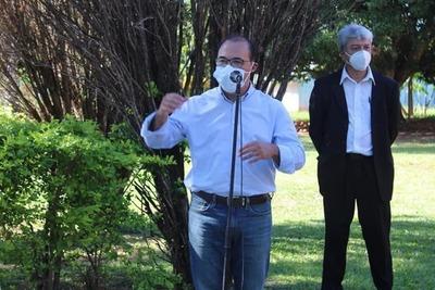 Vicepresidente del PLRA dice que no asumirá la titularidad del Partido si convención saca a Efraín