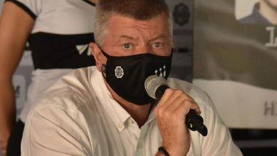 Miguel Brunotte aclara la razón de la renuncia de Gutiérrez