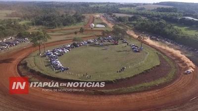 INMINENTE PAVIMENTACIÓN DEL AUTÓDROMO DEL CÍRCULO DE VOLANTES EN SU ANIVERSARIO 40.