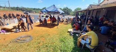 Rutas del Este SA asegura solución vial en la zona de conflicto del km 150 de la Ruta PY02