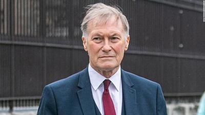 Asesinan al diputado británico David Amess en una iglesia