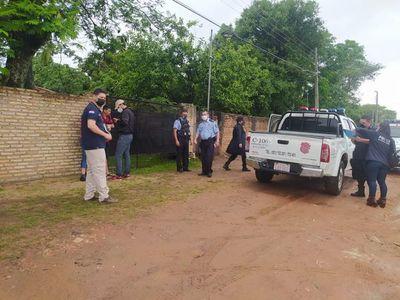 Tres detenidos por un alevoso crimen de un joven en Mariano Roque Alonso