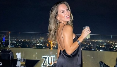 Maga Páez se pronunció tras criticas por perfil de instagram del bebé que espera