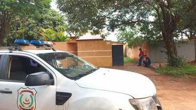 Un aprehendido tras allanamientos en Pedro Juan Caballero