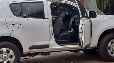 José Carlos Acevedo, intendente de Pedro Juan Caballero, afirmó que agentes policiales encubren al verdadero responsable