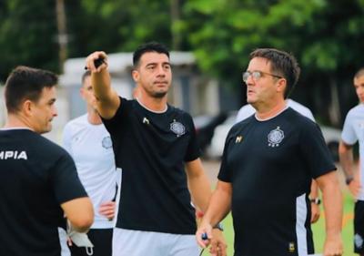 Brunotte: la salida de Gutiérrez, el elogio a Cáceres y los objetivos de Olimpia