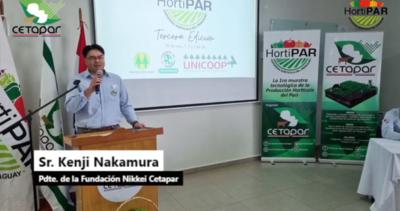 Lanzan la tercera edición de la expo feria sobre producción hortícola en Paraguay