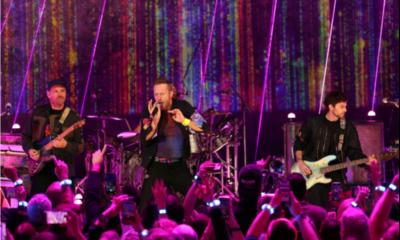 ¿Posible retiro? Coldplay anunció que solo lanzarán 3 álbumes de estudio más