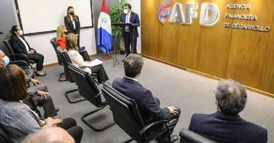La Nación / El fortalecimiento del sistema financiero tiene mucho que ver con la AFD, destacan