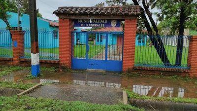Denuncian que intendente saliente vació la municipalidad de RI 3 Corrales