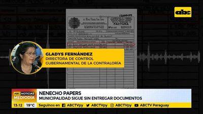 Municipalidad de Asunción sigue sin entregar documentos
