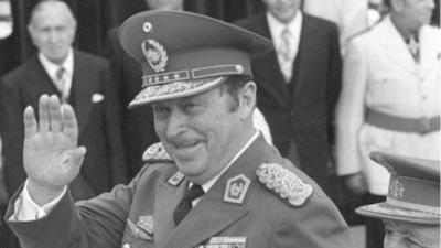El autoritarismo en las venas de Paraguay