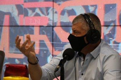 Brunotte ve como 'sumamente perjudicial' la campaña de la selección