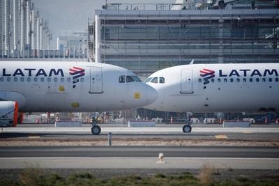 Las acciones de Latam se recuperan mientras la aerolínea ultima su reestructuración