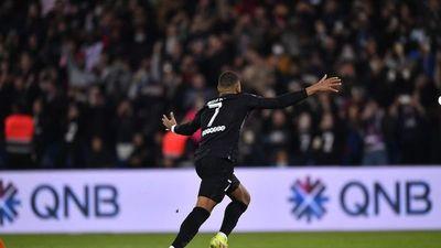 Mbappé rescata al PSG con un gol sobre el final