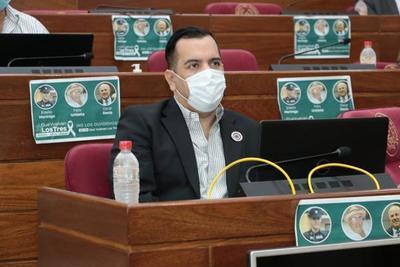 """Senador Friedmann denuncia que en tres distritos guaireños """"los propios colorados tumbaron"""" a los candidatos de la ANR"""