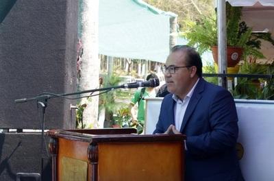 Gobernador de Cordillera no apoya destitución de Efraín, pero le pide mayor apertura para el diálogo