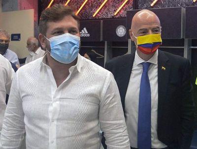 Conmebol y Federación Ecuatoriana preparan la final única de 2022